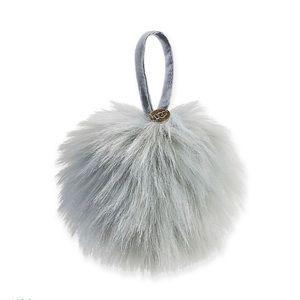 NWT UGG wren fur ornament